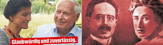 FDP Spitze – CDU und SPD im Mittelfeld