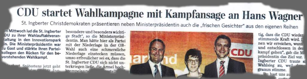 Wie CDU & Co. einen parteilosen Oberbürgermeister jagen