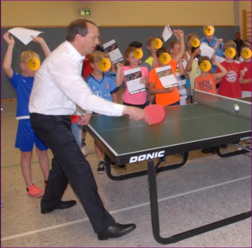 LSVS: Meisers Sonder-Fonds für Tischtennis-Profis und andere dubiose Zwecke